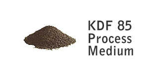KDF 85 media for hydrogen sulfide removal.