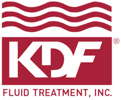 KDF Fluid Treatment, Inc. water filter media.